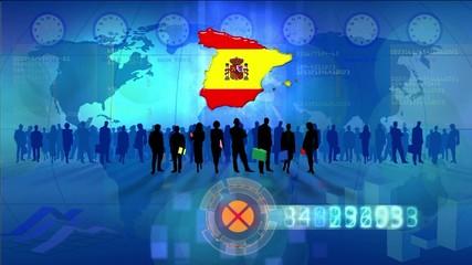Work team Spain