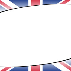 UK background vector illustration