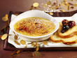 Foie gras Crème brûlée