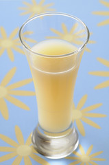 Glass of Pastis