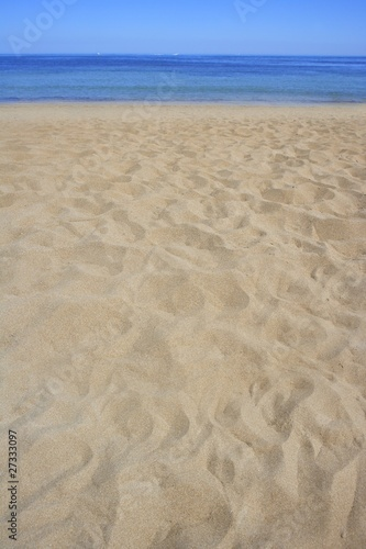beach sand perspective summer coastline shore