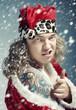 Bad Santa and snowstorm