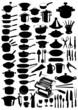 70 ustensiles de cuisine