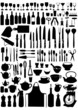 115 éléments pour la cuisine - 27339031