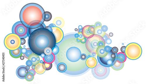 Sphere background