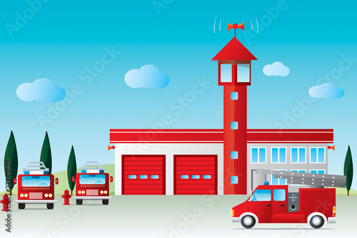 Straż pożarna - 27340800
