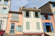 Cassis houses