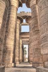 Great Hypostyle Hall in Karnak