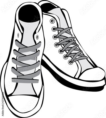 Animated Tenni Shoes