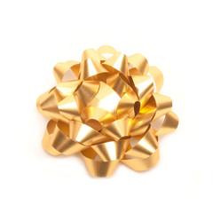 Goldene Schleife,  Weihnachtsdekoration