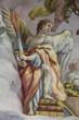 Fresque de l'église Saint Charles, Vienne