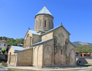 Samtavro Transfiguration Orthodox Church in Georgia