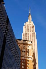 Empire State Building in New York City Manhatta