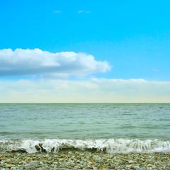 solar sea beach