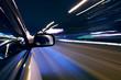 night car drive