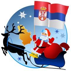 Merry Christmas, Serbia!