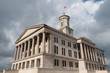 State Capitol in Nashville, capital of Tennessee state, USA