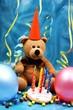 Teddy hat Geburtstag