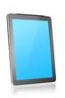 Leinwanddruck Bild - Touch screen tablet computer