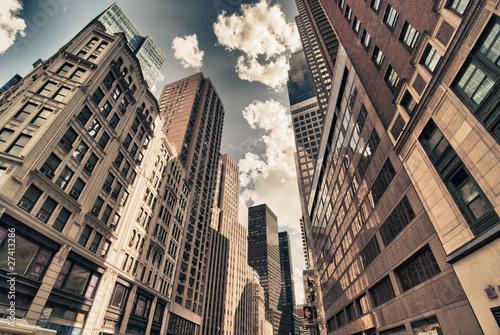 Skyscrapers of New York City - 27413286