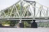 Glienicker Brücke in Potsdam poster