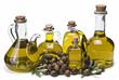 Aceitunas y aceite de oliva.