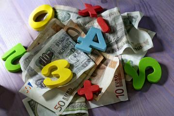 soldi e numeri