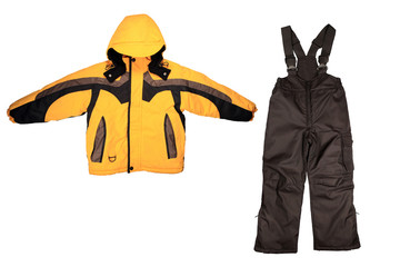 winter sport clothes
