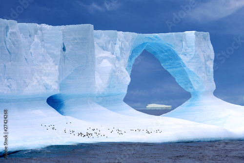 Foto op Canvas Antarctica Eisberg (Antarktis) - Antarctic Iceberg