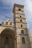 romanesque cathedral poster