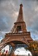 View of Eiffel Tower, Paris