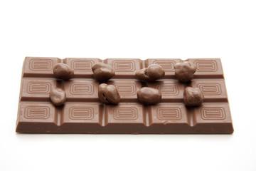 Tafel Nußschokolade