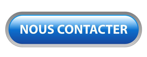 Bouton Web NOUS CONTACTER (service clients aide contactez-nous)