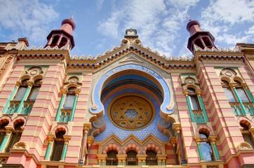 synagogue de prague