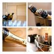 Champagne bulles vin fête alcool anniversaire œnologie