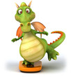 Dragon et balance