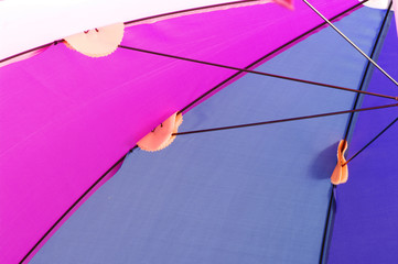 structure of umbrella