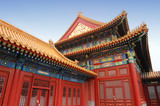 Classical chinese architecture (Forbidden City, Beijing)