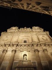 La Clerecia y la Casa de las Conchas en Salamanca
