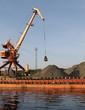 clamshell crane