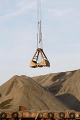 ladle crane port