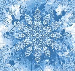 Grunge christmas background.