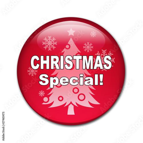 Boton brillante CHRISTMAS SPECIAL!