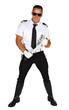 uniforme de policier