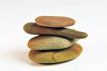 Steinhaufen - Steine