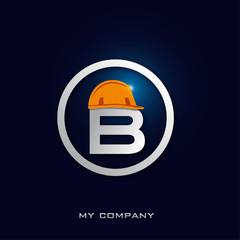 logo entreprise, bâtiment, BTP