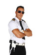 uniforme de flic