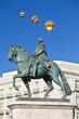 Statue of Carlos III, Puerta del Sol, Madrid