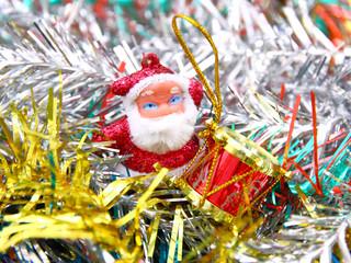 Doll of Santa Claus