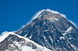 Top of the Mount Everest view from Kala Pattar, Nepal